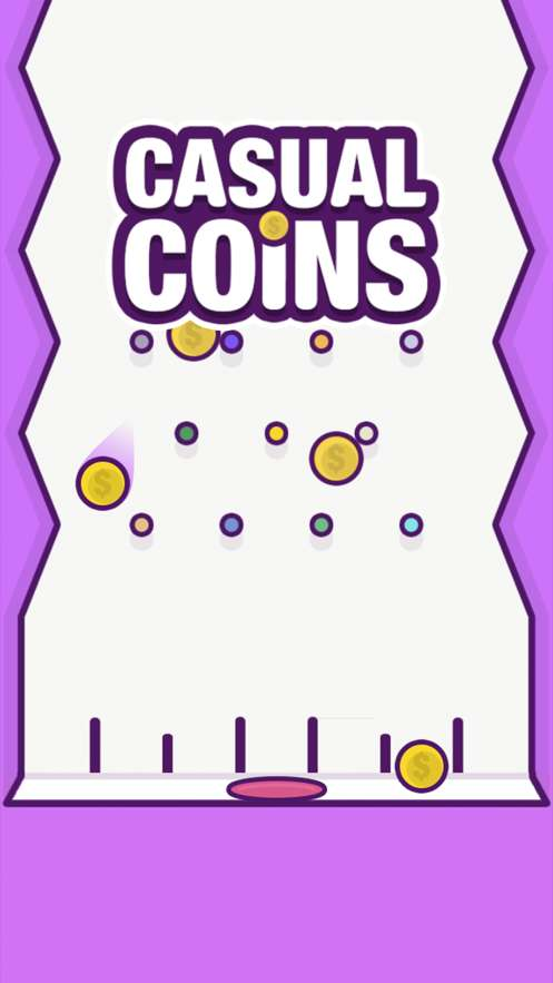 Casual Coins 截图