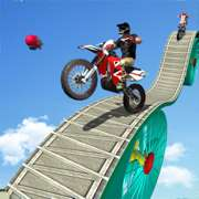 Motocross Obstacle Course