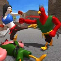 Angry Rooster Kung Fu Fighting                       1.0